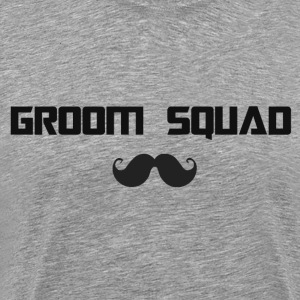 GROOM SQUAD - Men's Premium T-Shirt