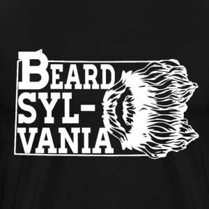 Mustache - Sylvania awesome t-shirt for real man - Men's Premium T-Shirt