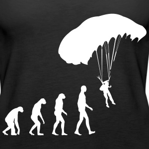 evolution skydiving Tanks - Women's Premium Tank Top