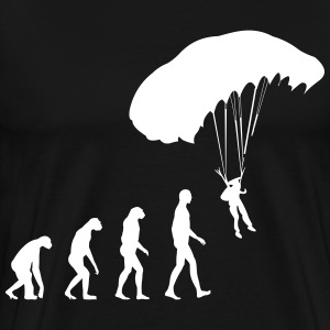 evolution skydiving T-Shirts - Men's Premium T-Shirt
