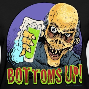 Bottoms Up Ghoul T-Shirts - Women's T-Shirt