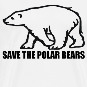 POLAR BEARS6.png T-Shirts - Men's Premium T-Shirt