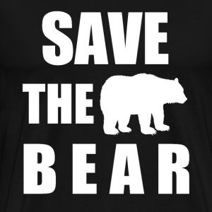 SAVE THE2.png T-Shirts - Men's Premium T-Shirt