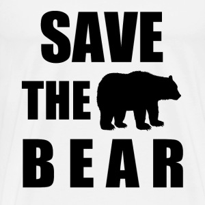 SAVE THE 1.png T-Shirts - Men's Premium T-Shirt