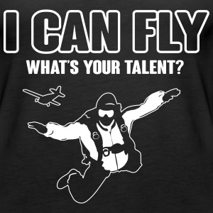 I can fly what's your talent Tanks - Women's Premium Tank Top
