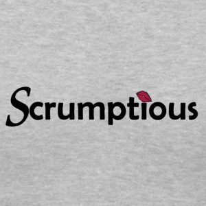 Scrumptious T-Shirts - Women's V-Neck T-Shirt