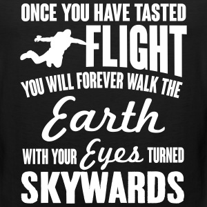 once you've tasted flight Sportswear - Men's Premium Tank
