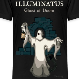 Illuminatus Ghost of Doom - Toddler Premium T-Shirt