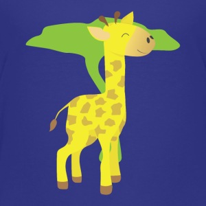 Tall Giraffe Kid's T-shirt - Kids' Premium T-Shirt
