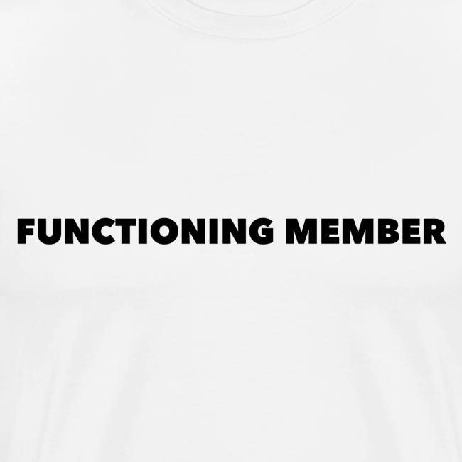 Functioning Member