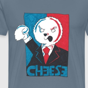 Puppet Devall Cheese - Men's Premium T-Shirt