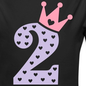 2nd Birthday / crown Baby Bodysuits - Baby Long Sleeve One Piece