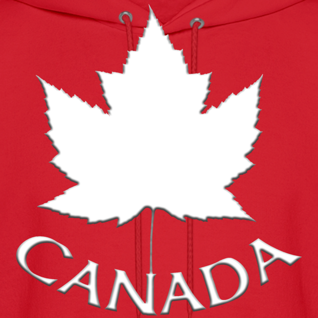 Men's Canada Hoodie Canada Maple Leaf Shirts