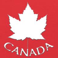 Design ~ Kid's Canada Hoodies Maple Leaf Souvenir Canada Sweatshirts