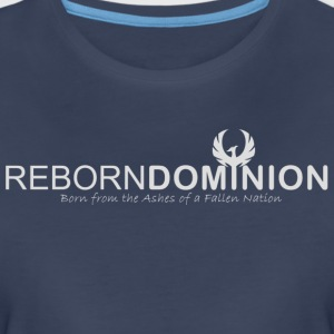 Reborn Dominion Premium Female T-Shirt - Women's Premium T-Shirt