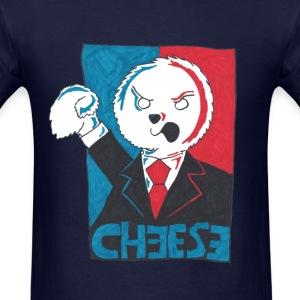 Puppet Devall Cheese - Men's T-Shirt