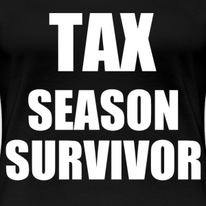 TAX2.png T-Shirts - Women's Premium T-Shirt