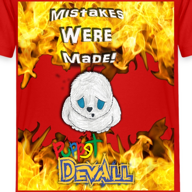 "Puppet Devall ""Mistakes Were Made"" Kids Premium T-Shirt"