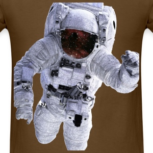 Astronaut Floating away - Men's T-Shirt
