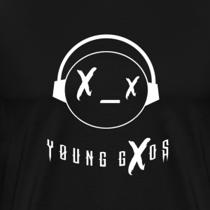 Young Gxd X WeirdO_o Tee - Men's Premium T-Shirt