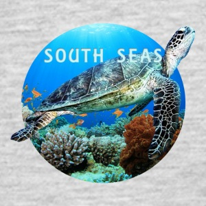 Turtle from South Seas Sportswear - Men's Premium Tank