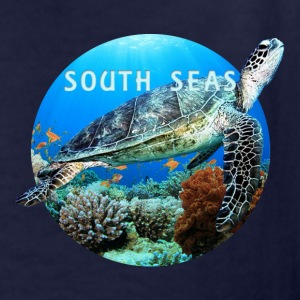 Turtle from South Seas Kids' Shirts - Kids' T-Shirt