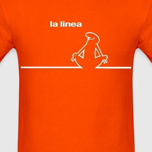 la linea T-shirt - Men's T-Shirt