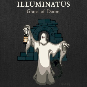 Illuminatus Ghost of Doom - Tote Bag