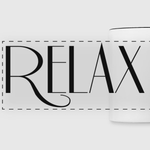 RELAX Mugs & Drinkware - Panoramic Mug
