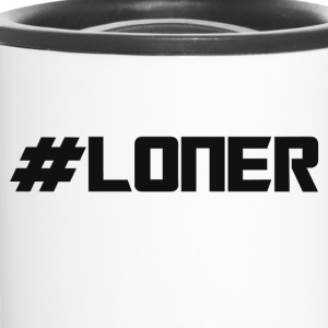 LONER Mugs & Drinkware - Travel Mug