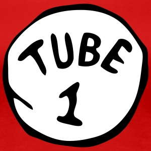 First Tube T-Shirts - Women's Premium T-Shirt