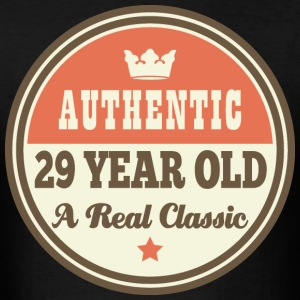 29th Birthday Vintage 29 T-Shirts - Men's T-Shirt