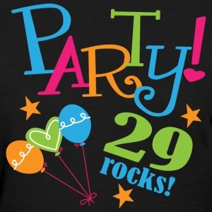 29th Birthday Party Gift T-Shirts - Women's T-Shirt