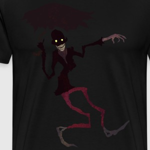 Crooked Man - Conjuring 2 - Original Art - Men's Premium T-Shirt