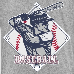 Big Stick Baseball - Kids' Premium T-Shirt