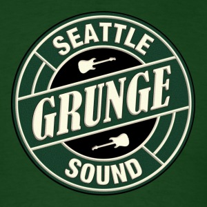 seattle grunge - Men's T-Shirt
