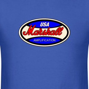 old marshall oval - Men's T-Shirt