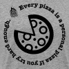 Personal Pan Pizza. - Men's Premium T-Shirt