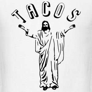 Jesus Tacos - Men's T-Shirt