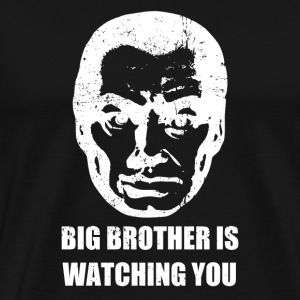 Big Brother is watching you - Men's Premium T-Shirt