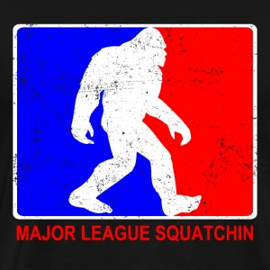 Major League Squatchin - Men's Premium T-Shirt