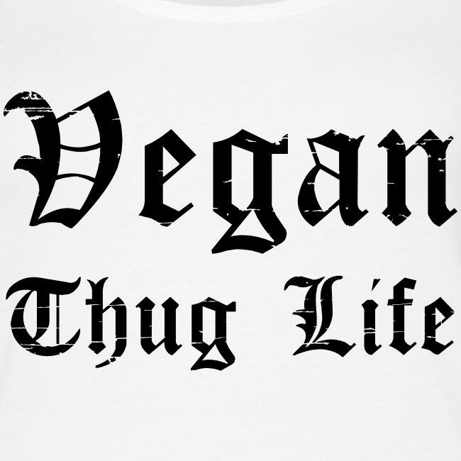 Women's Vegan Thug Life Tank Top
