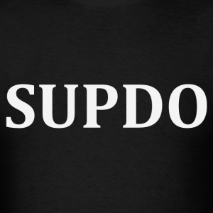 SUPDO T-Shirts - Men's T-Shirt