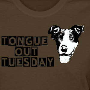 Tongue out Tuesday 3 - Women's T-Shirt