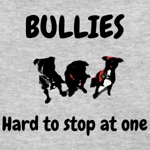Bullies Hard to stop at one - Women's T-Shirt
