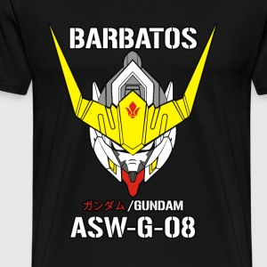 gundam barbatos - Men's Premium T-Shirt