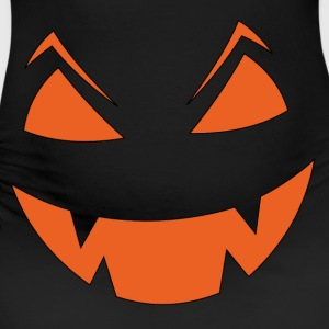 Halloween Carved Face - Women's Maternity T-Shirt