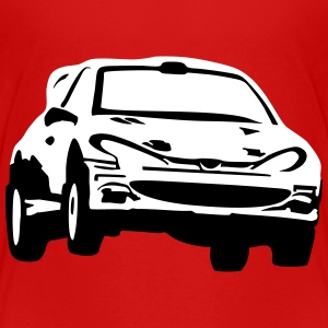 Rally car, racing car Baby & Toddler Shirts - Toddler Premium T-Shirt