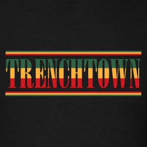 trenchtown reggae - Men's T-Shirt