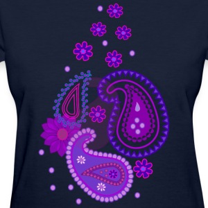 Shades of Purple T-Shirts - Women's T-Shirt